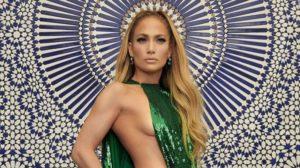 La foto de Jennifer Lopez que está encendiendo las redes sociales